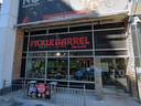 The Pickel Barrel's flagship location at 312 Yonge St. becomes the latest Toronto restaurant victimized by the COVID-19 pandemic as it announced it would close its doors after 39 years on Friday, Oct. 30, 2020.