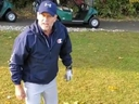 The chief financial officer of an Etobicoke wealth management company has been fired after video surfaced of him allegedly uttering a racial slur to a fellow golfer in Georgetown golf club on Oct. 10.