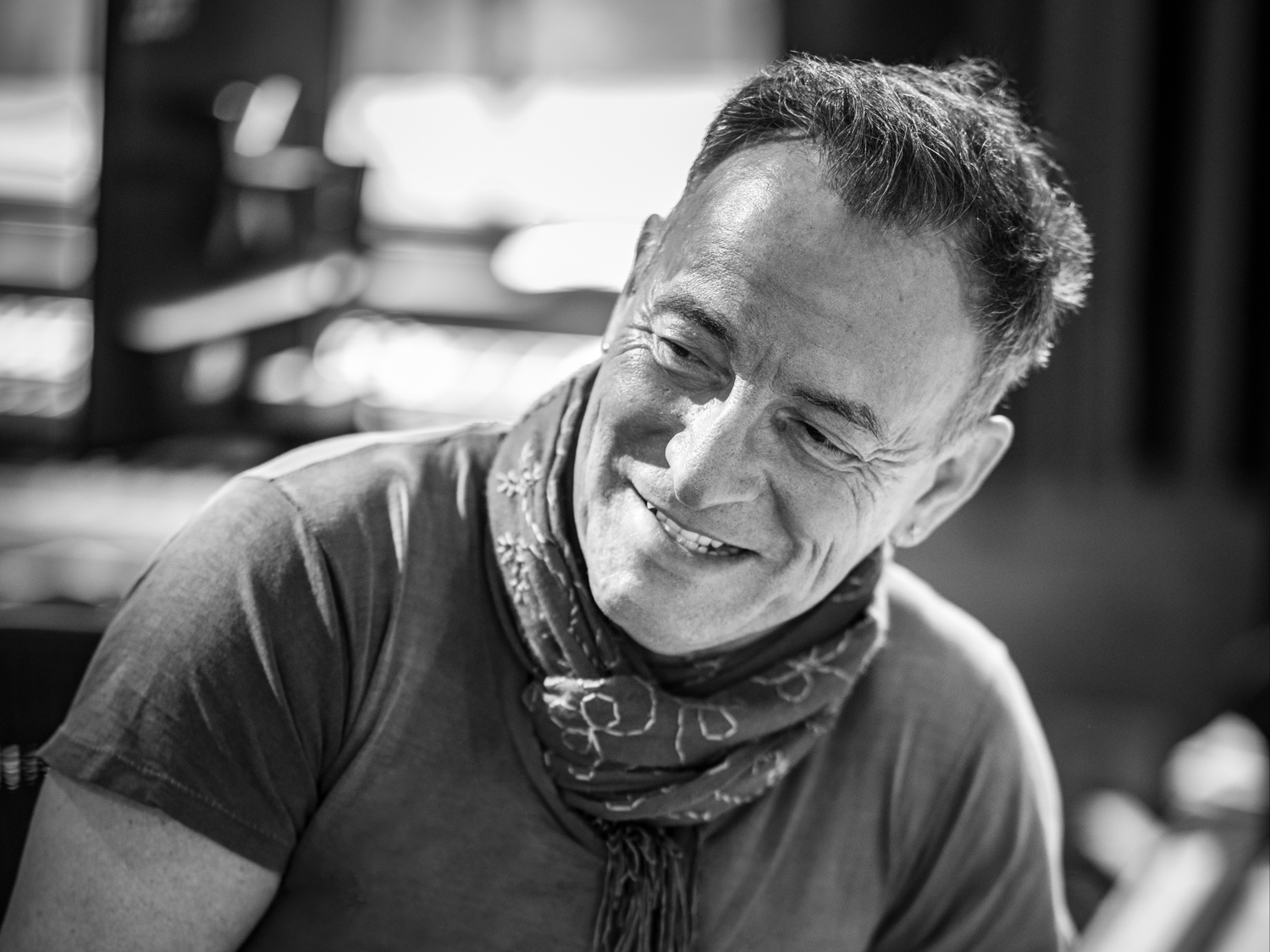THE BOSS' LOVE LETTER: Thom Zimny on filming new Springsteen doc