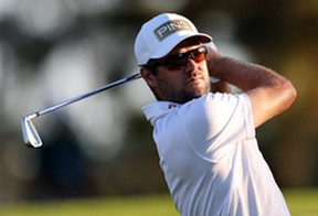 Canadian Corey Conners carded a 7-under 65 for low score of the second round at the Masters.