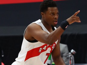 Kyle Lowry and the Raptors begin their season Wednesday night against the Pelicans.
