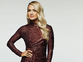 Carrie Underwood has released her first-ever Christmas album, My Gift.