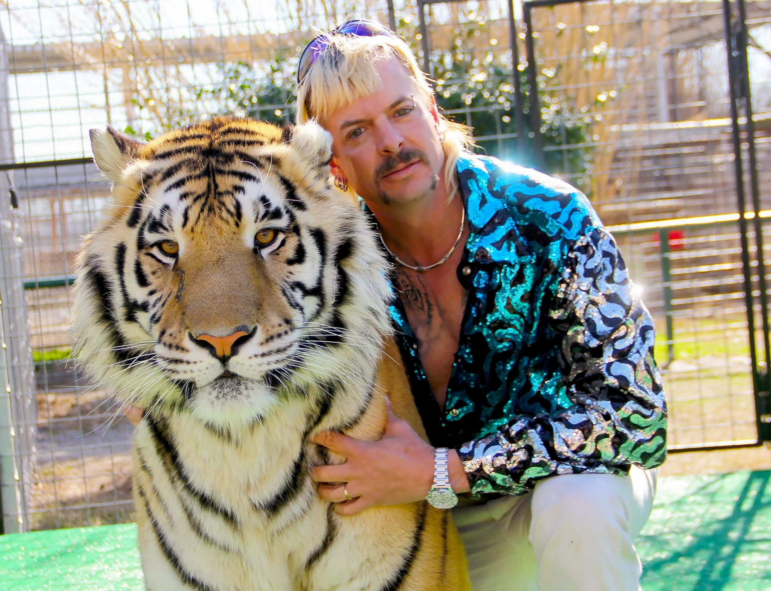 Attorney for 'Tiger King' says they're close to getting pardon from Trump
