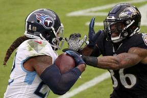 With Derrick Henry running the ball, Sunday's Titans-Ravens clash could be the most exciting of the weekend's six wild-card matches.