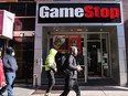 GameStop's improbable run has lifted its stock to meteoric heights - all propelled by ordinary investors, spurred by a Reddit message board, looking to show up the Wall Street funds that bet big money on the shares to fall.