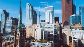 Toronto is ranked among the world's top 20 best cities. PHOTO : C DESTINATION TORONTO