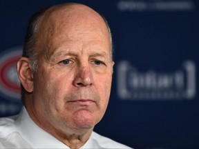 Head coach of the Montreal Canadiens Claude Julien was let go on Wednesday.