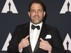 This file photo taken on November 13, 2016 shows Brett Ratner attending the Governors Awards hosted by the Academy of Motion Picture Arts and Sciences  in Hollywood.