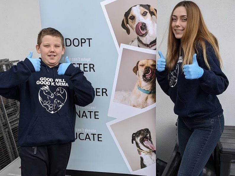 GTA siblings raise more than $40Gs for rescue animals