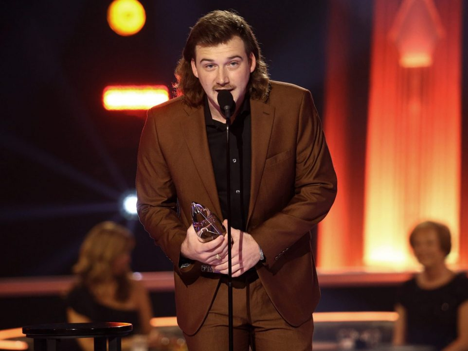 Morgan Wallen barred from American Music Awards, although he's up for two honours