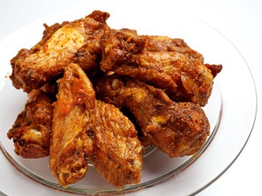 We're running out of delicious chicken wings right before the Super Bowl.