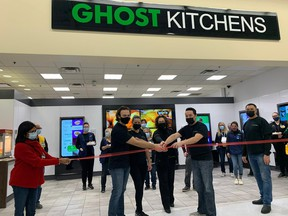 Ghost Kitchens in St. Catharines.