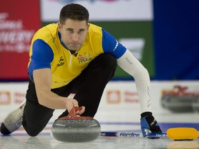 John Morris is playing for Wild Card 2, skipped by Kevin Koe, at the 2021 Tim Hortons Brier in Calgary.