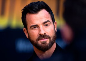 Justin Theroux stars in a new version of The Mosquito Coast, which debuts on April 30 on Apple TV+.