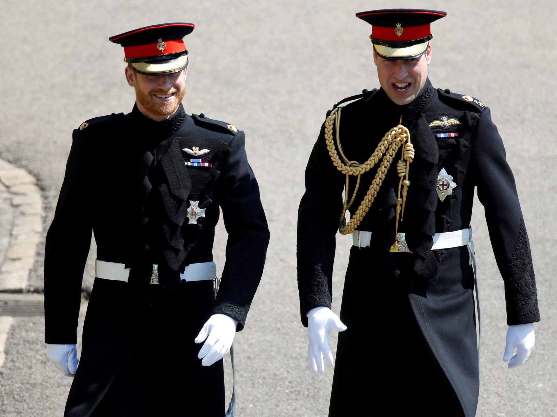 DISLOYAL ROYAL? William, Charles reportedly no longer trust Harry