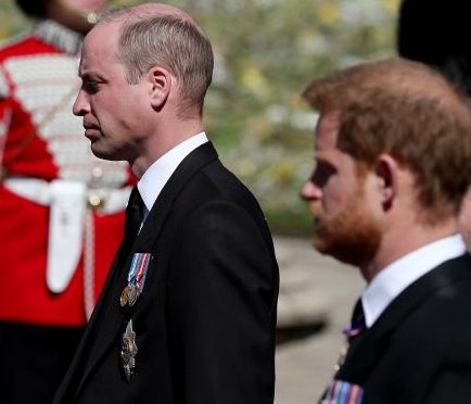 PRINCE CHARMING PHILIP: Monarchy bid farewell in simple, dignified ceremony