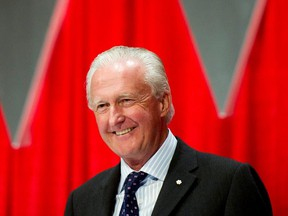 Chairman and President of George Weston Limited W. Galen Weston speaks during the company's annual shareholders meeting in Toronto, May 12, 2011.