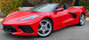 The Coping Centre's annual Corvette raffle is its largest fundraising campaign. SUPPLIED
