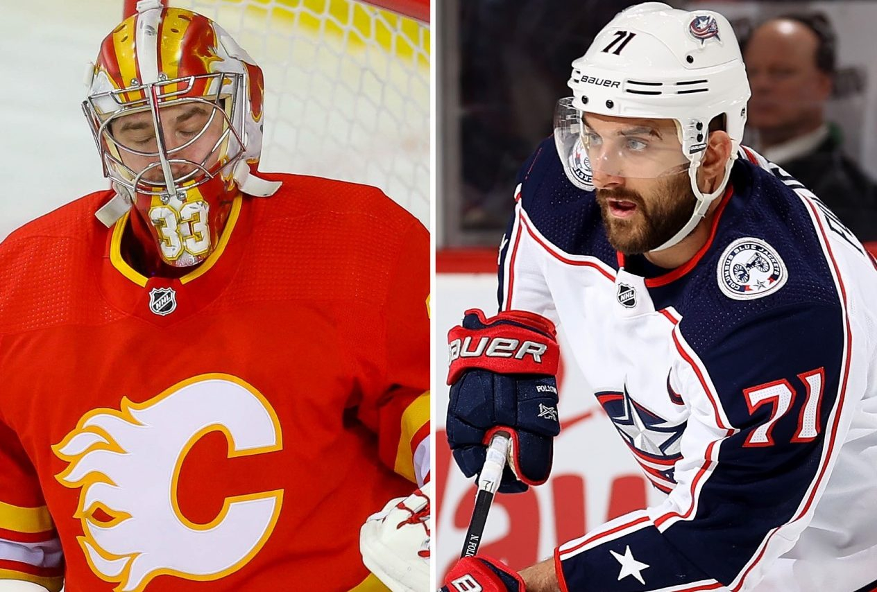 ITS GO TIME NOW: Addition of Foligno, Rittich excite Leafs