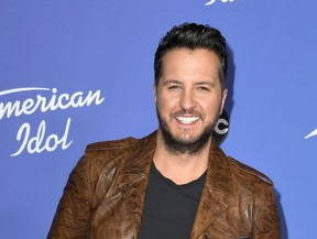 "Luke Bryan attends the premiere event for ""American Idol"" hosted by ABC at Hollywood Roosevelt Hotel on February 12, 2020 in Hollywood, California."