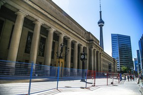 After years of construction, Union Station has a number of new features.