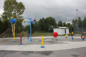 The province added kiddie splash and spray pads as a last-minute addition to the list of acceptable outdoor facilities that can reopen Saturday.