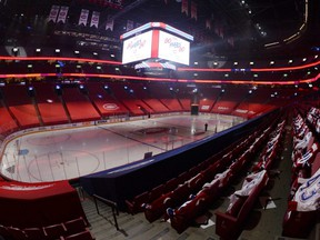 Paid spectators have not been allowed at Canadian NHL games this season, but will be on May 29, 2021 at the Bell Centre in Montreal.