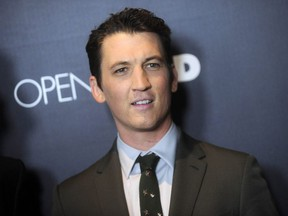 'Bleed For This' premiere at AMC Lincoln Square in New York  Featuring: Miles Teller Where: New York, New York, United States When: 31 Dec 2008.