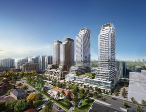 Future master planned communities such as the M2M located just north of the Yonge and Finch transit hub have adjusted their amenity programs to  suit a range of lifestyles and generations. AOYUAN INTERNATIONAL