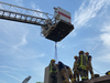 A Nevada teen had to be rescued after becoming stuck in a chimney.