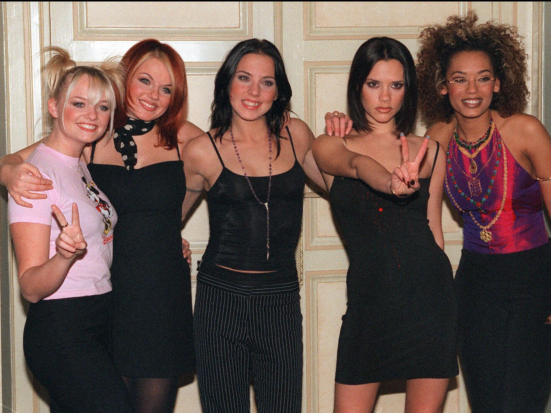 Spice Girls celebrate 25th anniversary of debut single Wannabe with EP