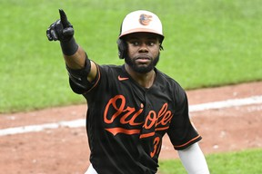 Orioles' Cedric Mullins ranks among the best outfielders in MLB and is probably the most pleasant fantasy surprise through the season's first half.