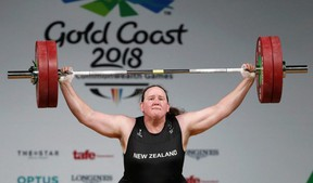 A trans athlete has never qualified for the Olympics, let alone won, despite the IOC allowing their participation since 2004. Laurel Hubbard, a weightlifter from New Zealand, will be the first, at the upcoming Games in Tokyo. REUTERS