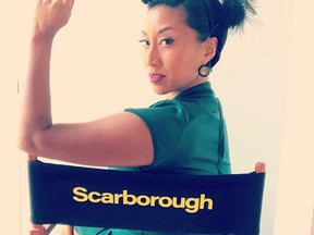 """""""Scarborough,"""" a movie based on Catherine Hernandez's award-winning novel about the community she loves, will appear this year at TIFF."""