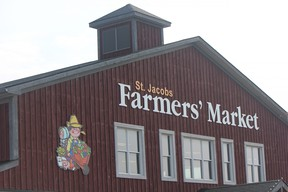 The St. Jacobs Farmers' Market is steeped in history with roots dating back to 1952.