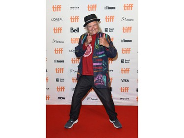 """Kenneth Welsh attends """"The Middle Man"""" Photo Call during the 2021 Toronto International Film Festival at TIFF Bell Lightbox on September 12, 2021 in Toronto, Ontario."""
