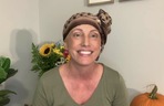 Mika Midolo talks about her cancer diagnosis on CP24 Breakfast on Thursday, Sept. 23, 2021.