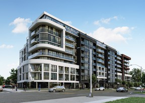 Nahid on Kennedy is located in a family friendly area of Scarborough. Occupancy is scheduled for 2024.