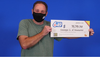 Giuseppe Guido, a customer care worker, won $75,791.20 playing LOTTO 6/49 in the August 7 draw.