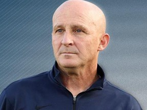 The North Carolina Courage of the NWSL fired their head coach following disturbing allegations from former players, Thursday, Sept. 30, 2021.