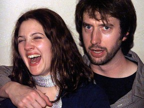 Drew Barrymore and Tom Green once spent New Year's Eve in Ottawa at a club named Barrymore's.