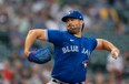 Ace starter Robbie Ray's future with the Blue Jays remains unkown.