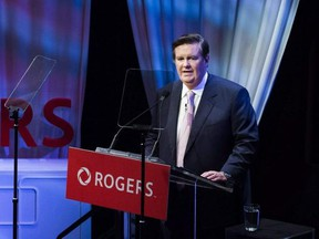Edward Rogers is embroiled in a fierce boardroom battle with his own family over their telecom giant. THE CANADIAN PRESS