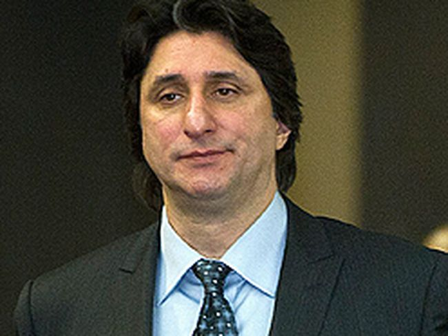Tony Conte at the courthouse in Montreal, Monday, December 5, 2011. (CHANTAL POIRIER/ QMI AGENCY FILE PHOTO)