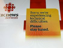 CBC technical difficulties