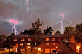 Councillor Allan Hubley is upset with the numbers of power outages in his ward. The latest lightning and wind storm knocked out power again in some parts of the ward. (QMI Agency file photo)