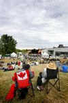 Bluesfest fans, not to mention Sun music reviewers, are divided on whether lawn chairs have a place at Bluesfest. (Ottawa Sun file photo)