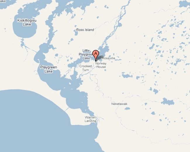 Charges Laid In Norway House Death Manitoba News Winnipeg Sun - Norway house map