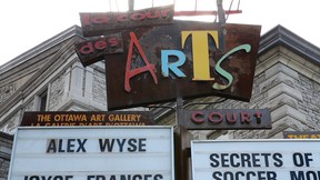Arts Court will get a $36.1-million facelift after the city voted to go ahead with a renovation project Wednesday. Ottawa Sun photo