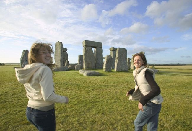 Stonehenge is one of the world's most mysterious sites. (Courtesy Visit Britain)